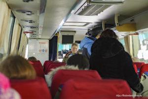 детские поездки на автобусе фото