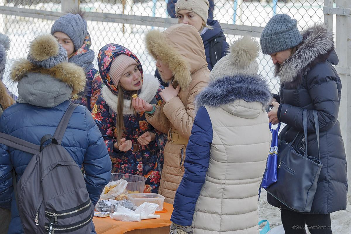 Проводы русской зимы ярмарка фото