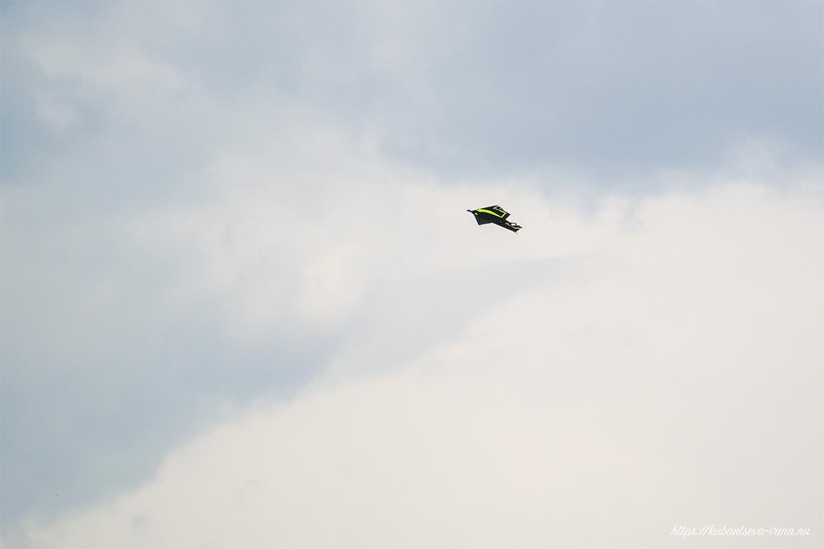 воздушный змей фото