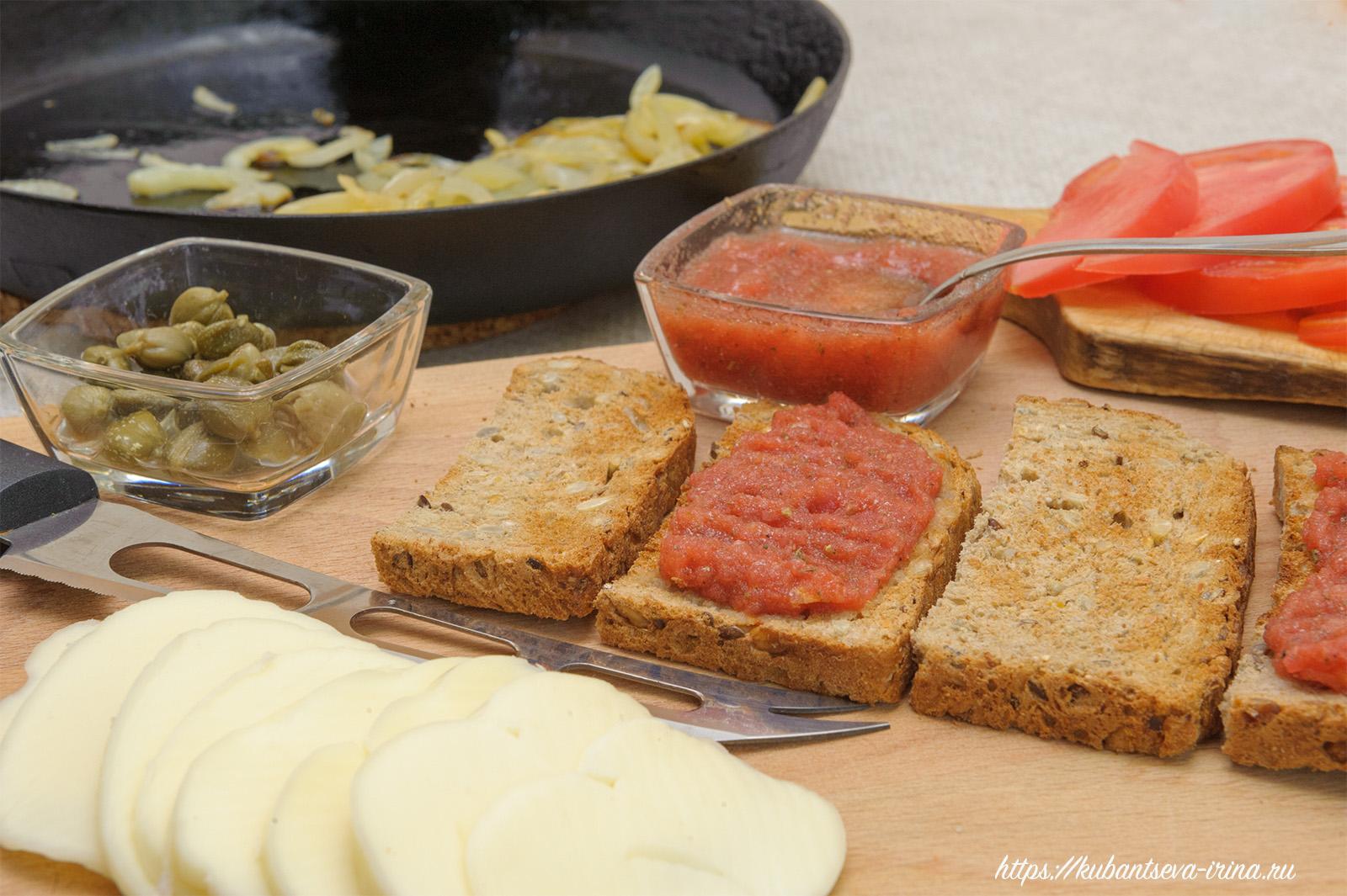 испанская закуска tapas