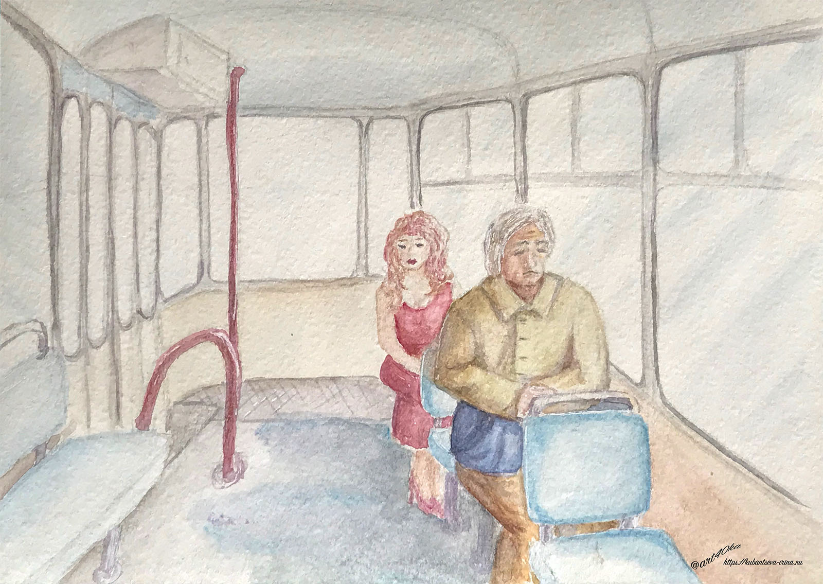 неприятный запах от стариков