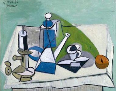 Натюрморт с кофейником Пикассо