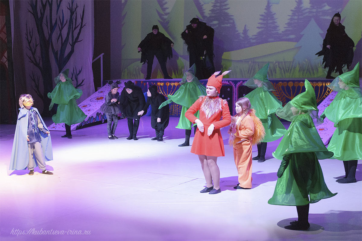 детские спектакли в челябинске