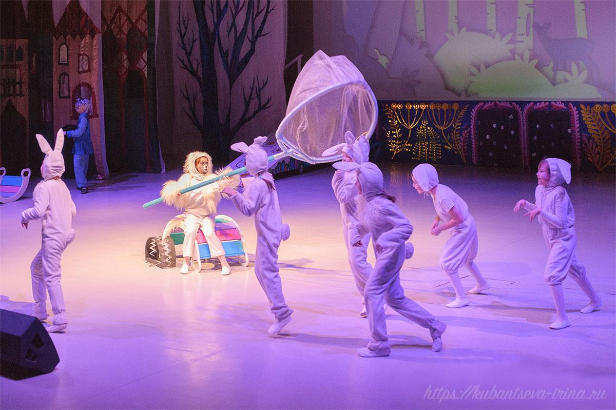 детские спектакли челябинск