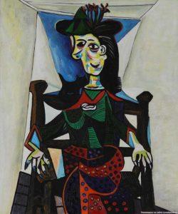не стесняйтесь самовыражаться Пикассо Дора Маар