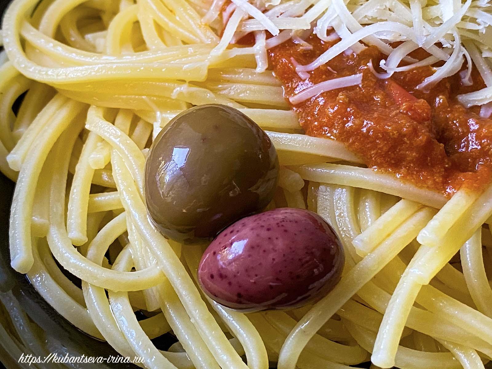 квадратные спагетти Molisana
