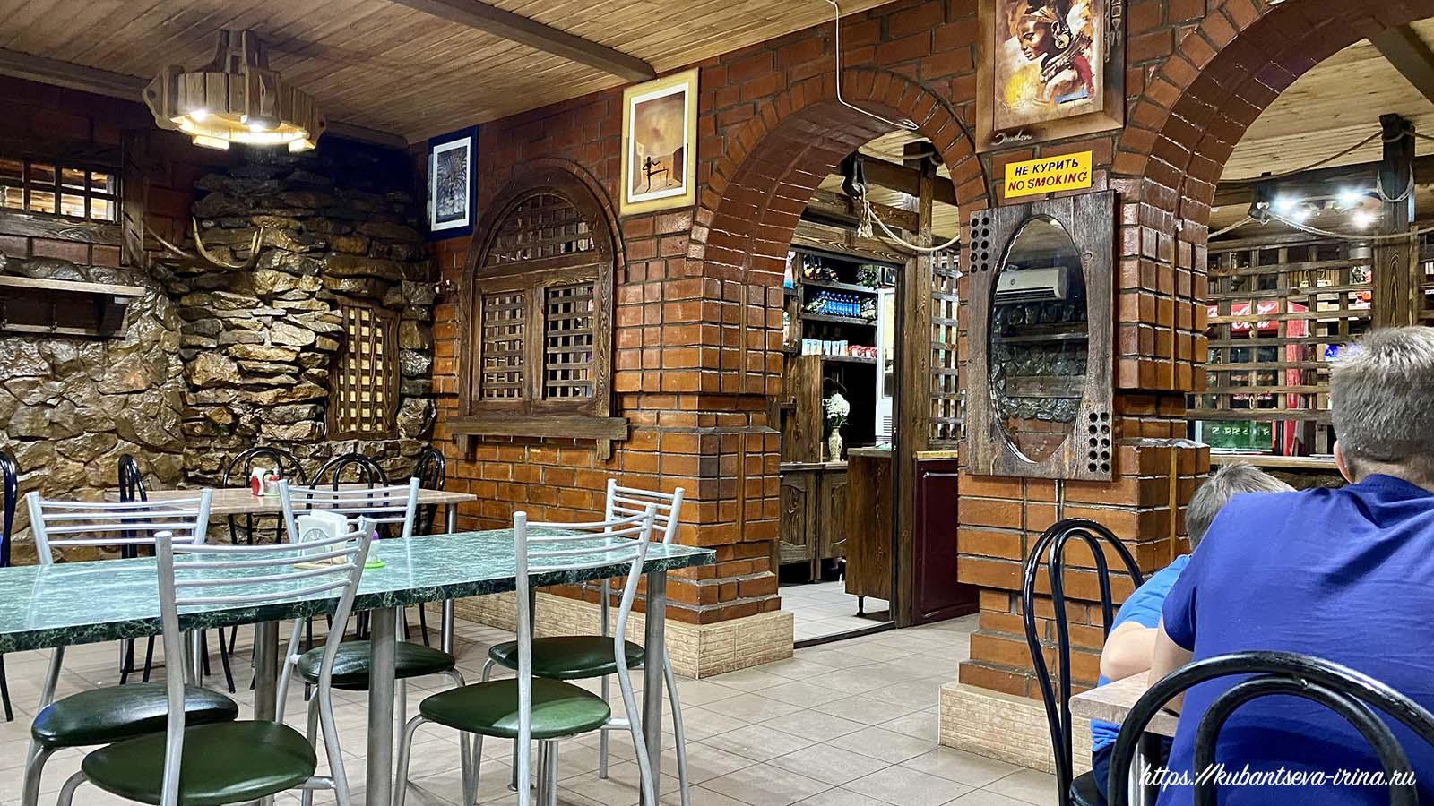 где поесть на М5 Челябинск Уфа кафе в Симе